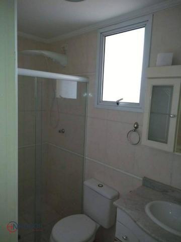 Apartamento com 3 dormitórios à venda, 90 m² por r$ 399.000 - parque das nações - santo an - Foto 5
