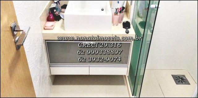 179m² no Setor Marista em Goiania ! Com 3 Suites plenas - Foto 13