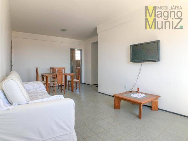 Edifício ilha de marajó - apartamento com 3 quartos à venda, 80 m², vista mar e com elevad - Foto 7