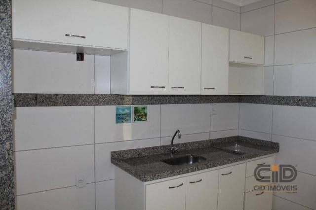 Apartamento residencial para locação, residencial jk, cuiabá. - Foto 8