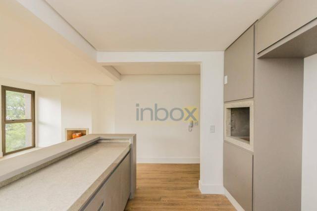 Lindo apartamento 3 suítes semi mobiliado com 116m privativos - Foto 8