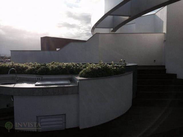 Cobertura residencial à venda, jurerê internacional, florianópolis. - Foto 16