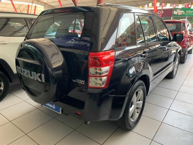 SUZUKI GRAND VITARA 2011/2011 2.0 4X2 16V GASOLINA 4P AUTOMÁTICO - Foto 4