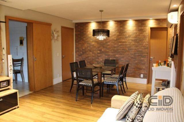 Apartamento com 4 dormitórios à venda, 141 m² por r$ 750.000 - jardim aclimação - cuiabá/m - Foto 6