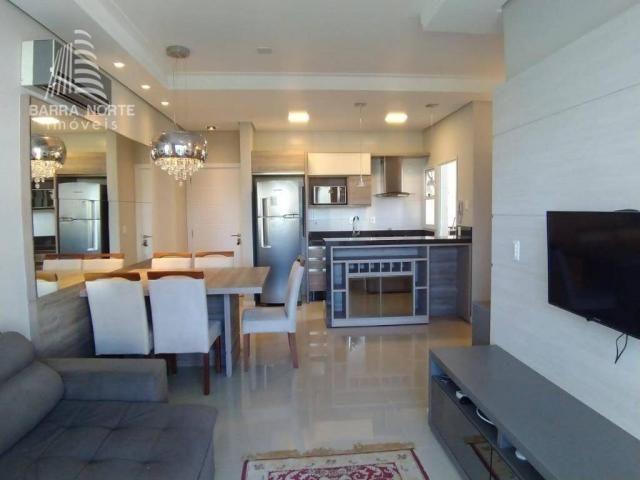 Apartamento mobiliado com 2 dormitórios à venda - ingleses - florianópolis/sc