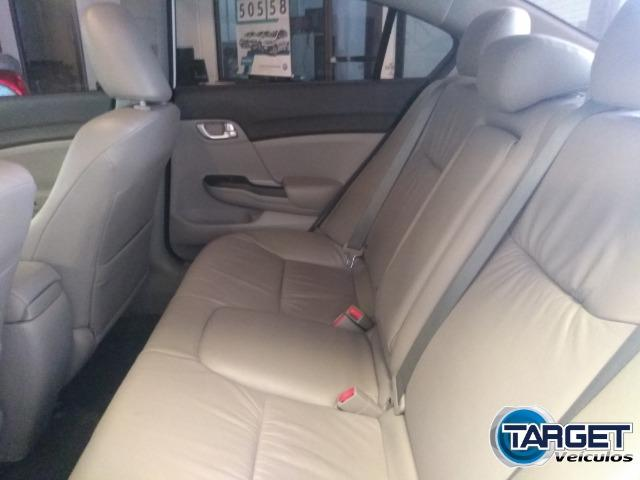 Honda Civic Lxr 2.0 2014 - Foto 8