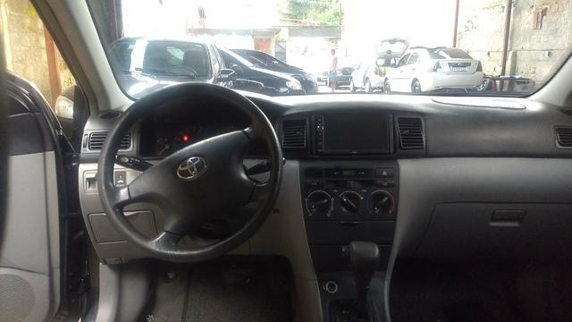 Toyota Corolla Automático 2008 - Foto 9