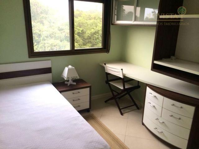 Apartamento residencial à venda, jurerê, florianópolis. - Foto 9