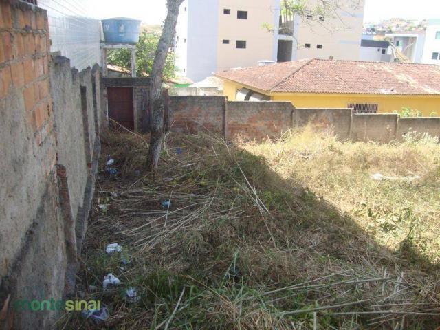 Terreno à venda, 435 m² por R$ 450.000,00 - Heliópolis - Garanhuns/PE - Foto 3