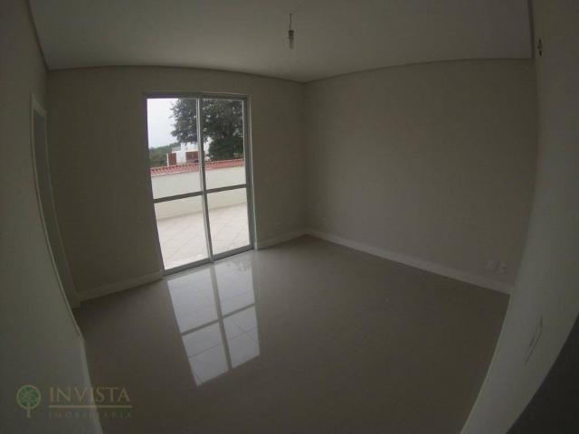 Cobertura 3 dormit 1 suite amplo terraço com churrasqueira - Foto 10