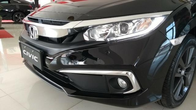 Honda Civic EXL 2.0 CVT - Zero KM - Mod 2020 - Foto 3