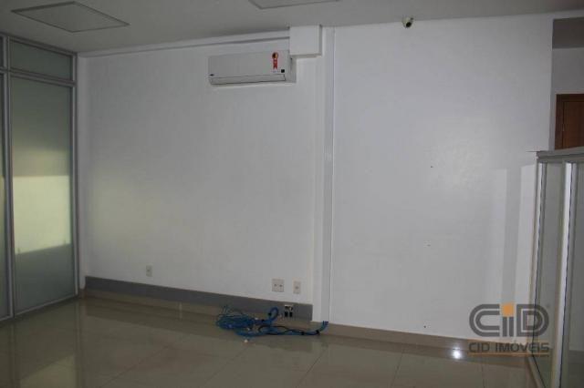 Sala para alugar, 120 m² por r$ 5.000,00/mês - jardim aclimação - cuiabá/mt - Foto 6