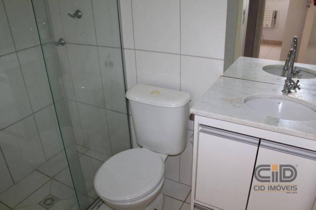 Apartamento duplex com 3 dormitórios para alugar, 108 m² por r$ 1.800/mês - goiabeiras - c - Foto 10