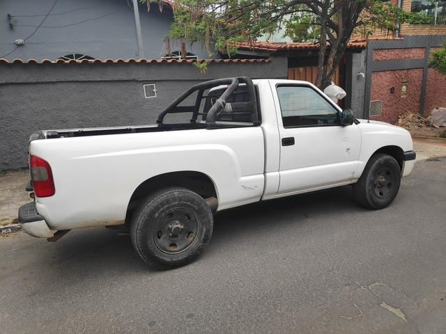 S10 Colina Cabine Simples Diesel 2.8 - Foto 2