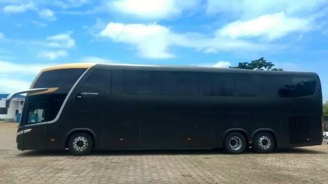 Ônibus Marcopolo L D G7 Leito Turismo Volvo - Foto 2