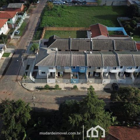 Casa à venda com 3 dormitórios em Santa paula, Ponta grossa cod:MUDAR11773