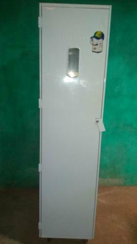 Forno a gás /armário imeca/assadeiras - Foto 4