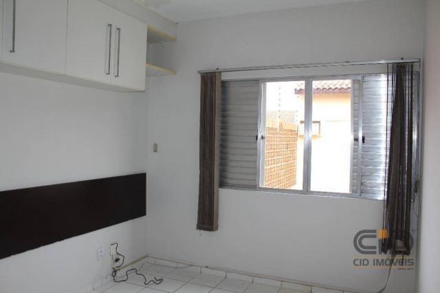Sobrado com 3 dormitórios para alugar, 100 m² por r$ 1.400,00/mês - jardim kennedy - cuiab - Foto 14