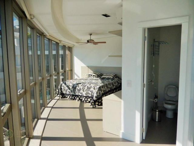 Apartamento mobiliado na praia de jurerê internacional - Foto 18