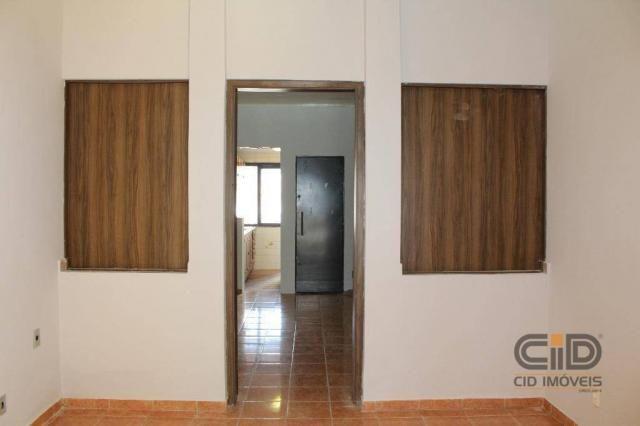 Casa com 2 dormitórios para alugar, 201 m² por r$ 1.750,00/mês - despraiado - cuiabá/mt - Foto 8