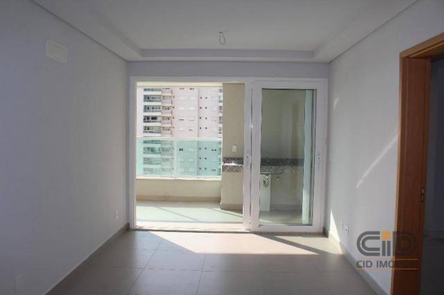 Apartamento com 2 dormitórios para alugar, 88 m² por r$ 2.500/mês - ribeirão do lipa - cui - Foto 2