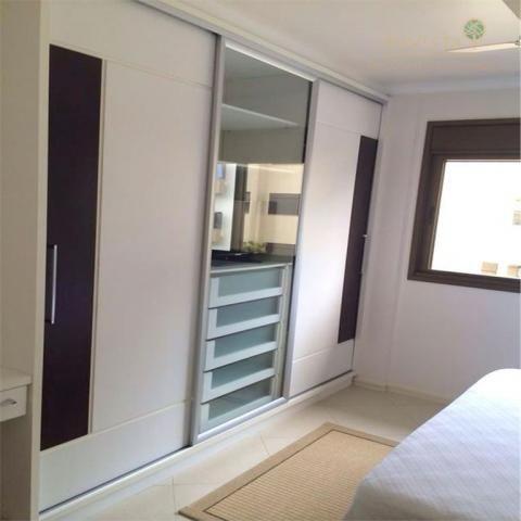 Apartamento residencial à venda, jurerê, florianópolis. - Foto 12