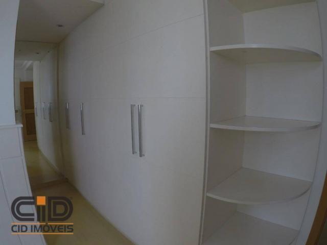 Apartamento para alugar, 260 m² por r$ 3.000,00/mês - duque de caxias i - cuiabá/mt - Foto 17