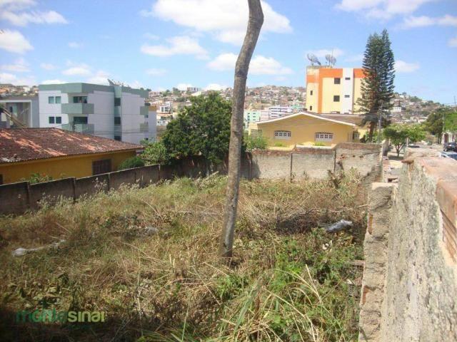 Terreno à venda, 435 m² por R$ 450.000,00 - Heliópolis - Garanhuns/PE - Foto 4