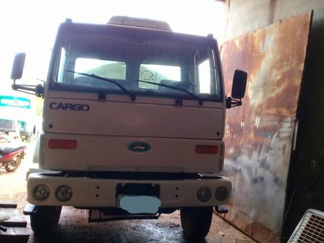Ford cargo 2422 pipa - Foto 5