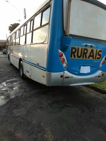 Ônibus rural Mercedes Bens Induscar Apache A - Foto 4