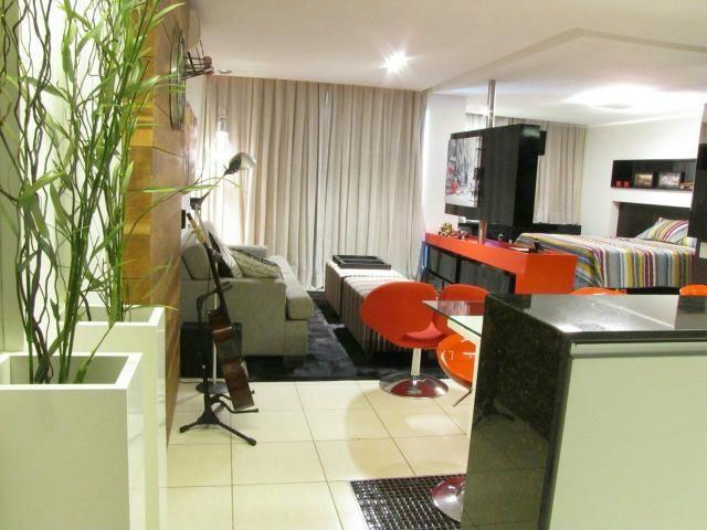 Loft todo projetado e mobiliado, próximo a Beira-mar - Foto 5