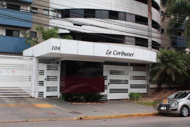 Apartamento com 3 dormitórios para alugar, 223 m² por r$ 3.500,00/mês - bosque da saúde -