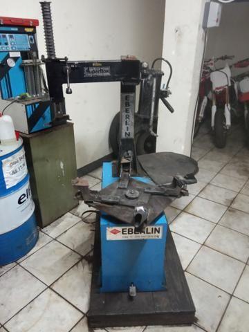 Máquina de trocar pneu eberlin - Foto 2