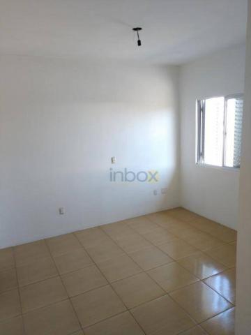 Inbox aluga: apartamento de três dormitórios sendo um suíte, com excelente posição solar,  - Foto 10