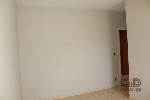 Apartamento com 3 dormitórios à locação , 103 m² por r$ 1.000/mês - bosque da saúde - cuia - Foto 11