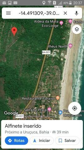 Lote rodovia - ilheus-itacare a 900 metros da praia - Foto 12
