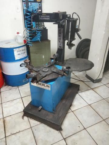 Máquina de trocar pneu eberlin - Foto 6