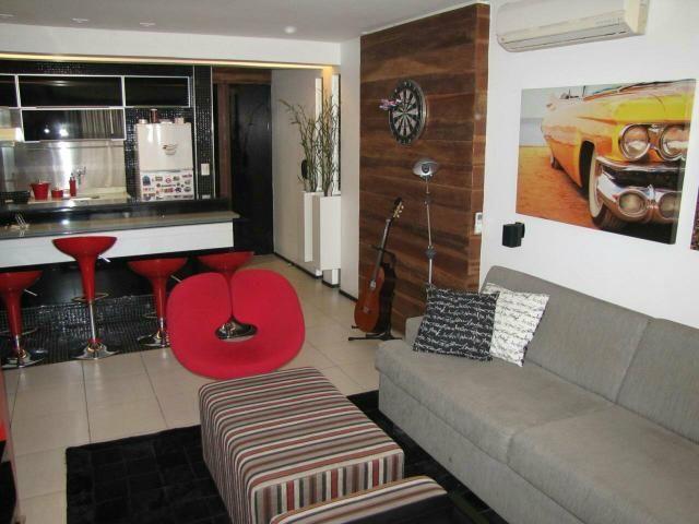 Loft todo projetado e mobiliado, próximo a Beira-mar - Foto 7