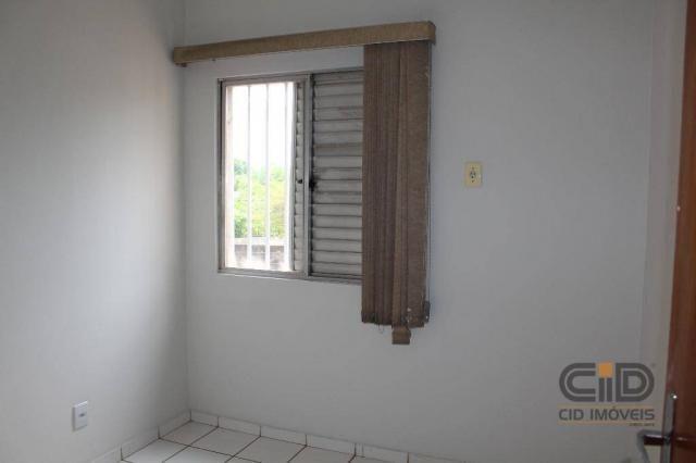 Sobrado com 3 dormitórios para alugar, 100 m² por r$ 1.400,00/mês - jardim kennedy - cuiab - Foto 12