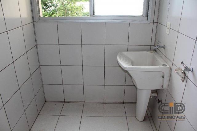 Apartamento com 3 dormitórios para alugar, 92 m² por r$ 1.000/mês - centro sul - cuiabá/mt - Foto 12