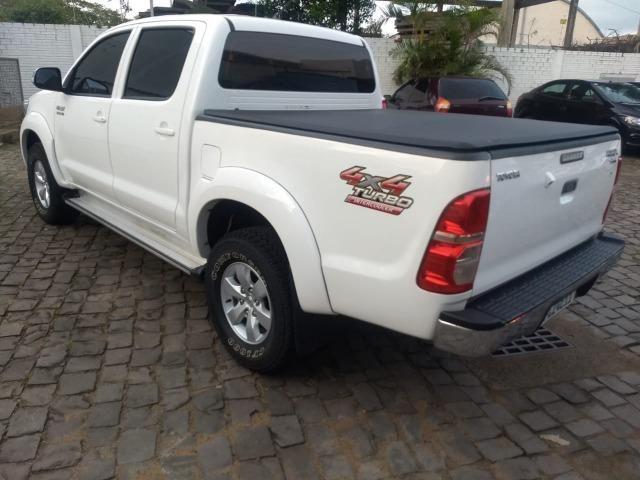 Hilux SRV 4x4 CD 3.0 Diesel - Foto 5