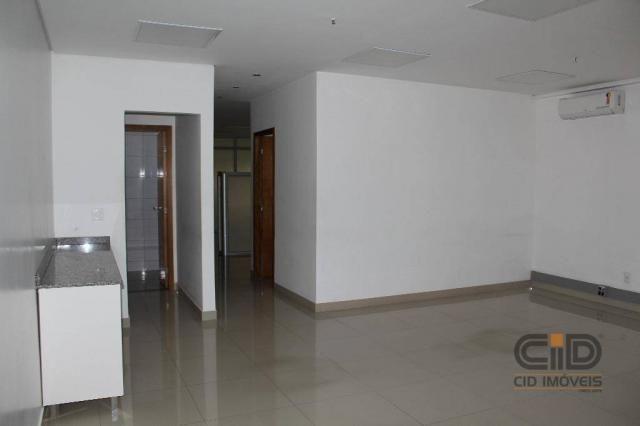 Sala para alugar, 120 m² por r$ 5.000,00/mês - jardim aclimação - cuiabá/mt - Foto 17