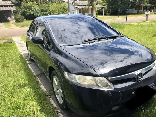 Vendo carro honda civic 2008/2008 - Foto 4