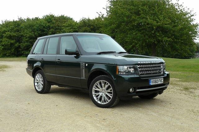 Ranger Rover Vogue