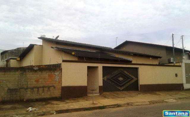 Casa à venda com 3 dormitórios em Itaguai i, Caldas novas cod:2789 - Foto 6