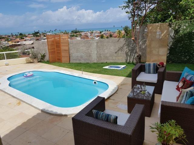 Siqueira Vende: Casa Mobiliada em Gaibu com 3 quartos com Piscina e Vista pro Mar - Foto 17