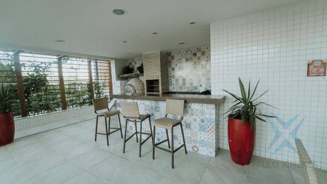 Apartamento à venda, 177 m² por R$ 1.600.000,00 - Guararapes - Fortaleza/CE - Foto 19