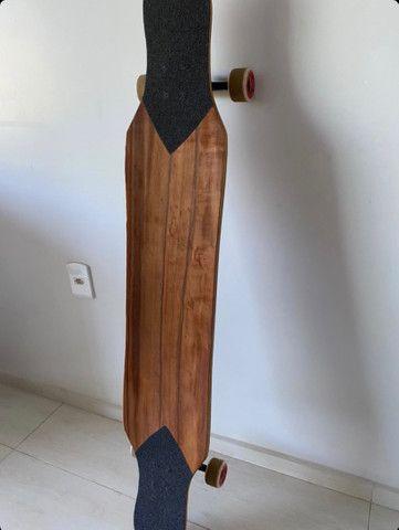 Skate Longboard holy temple