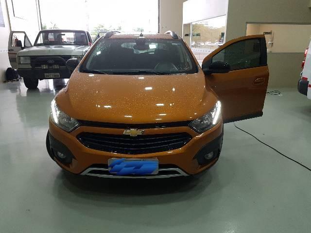 Chevrolet Onix 1.4 Activ 8V FLEX Autom em Palmas, Tocantins. - Foto 3