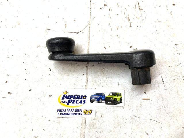 Manivela Interna Vidro Manual Ranger #13285 - Foto 2